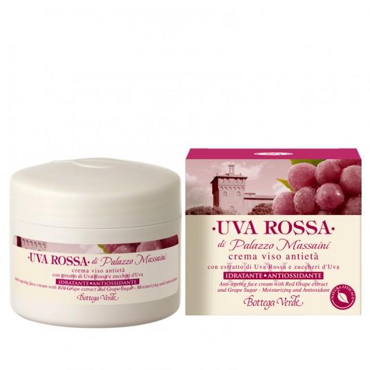Антивіковий крем для обличчя «Uva Rossa»