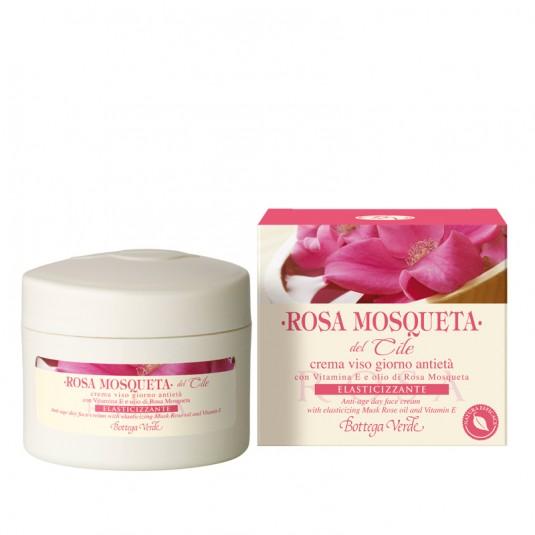 Денний крем для обличчя «Rosa mosqueta»