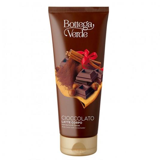 Гель для ванни та душу + Молочко для тіла «Cioccolato»
