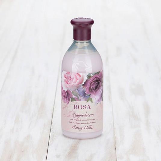 Гель для ванни та душу «Rosa»