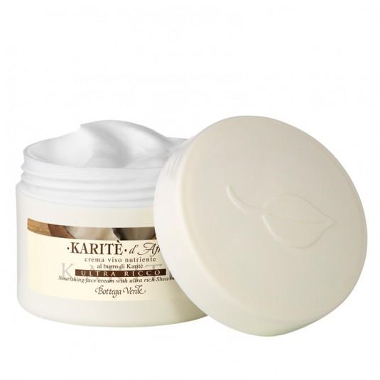 Інтенсивний суперпоживний крем для обличчя «Karite»