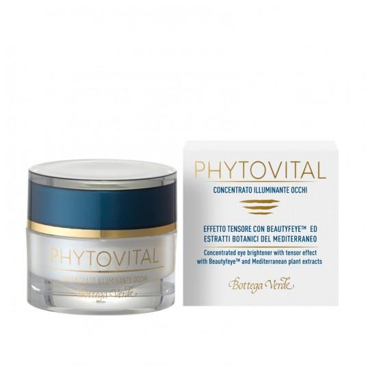 Концентрований крем для шкіри навколо очей «Phytovital»