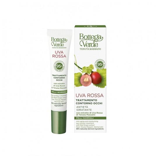Крем для шкіри навколо очей «Uva Rossa»