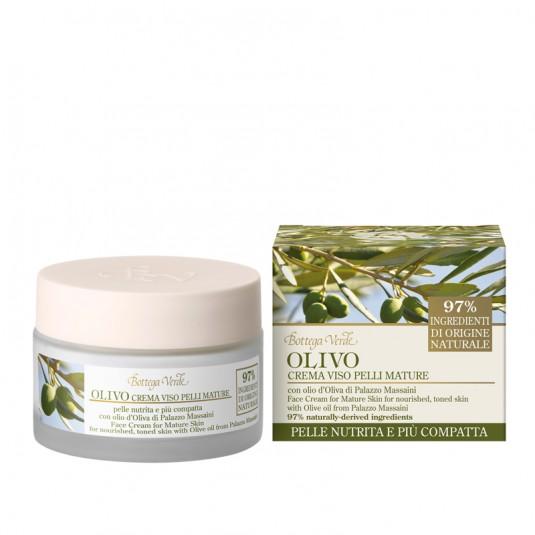 Крем для обличчя «Olivo»