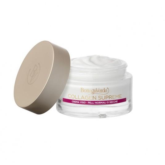 Крем для нормальної та сухої шкіри обличчя «Collagen Supreme»