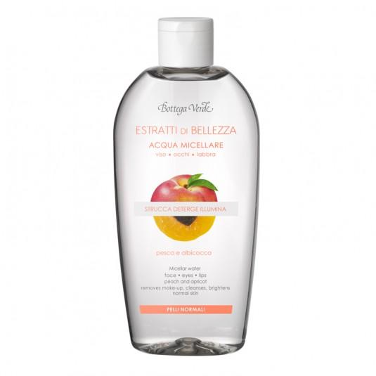 Міцелярна вода для зняття макіяжу «Estratti di bellezza» для нормальної шкіри