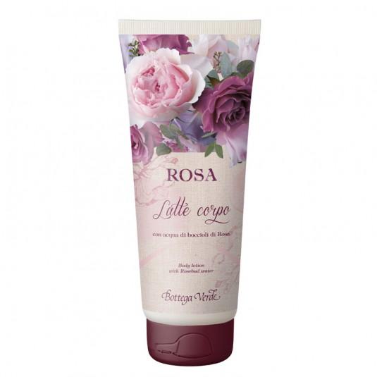 Молочко для тіла «Rosa»