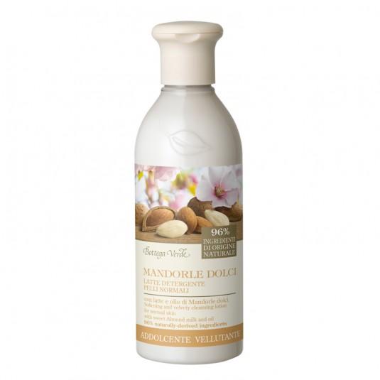 Молочко для очищення обличчя «Mandorle dolci»