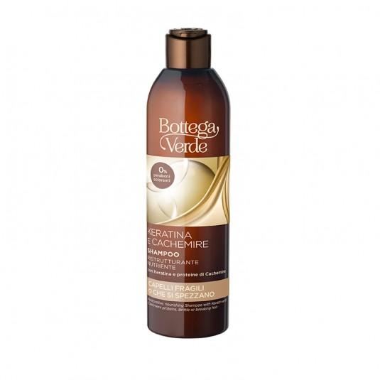 Шампунь для волосся «Keratina e cachemire»